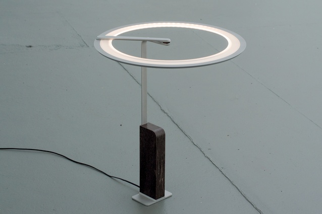 io Lamp by Josh Bruderer.