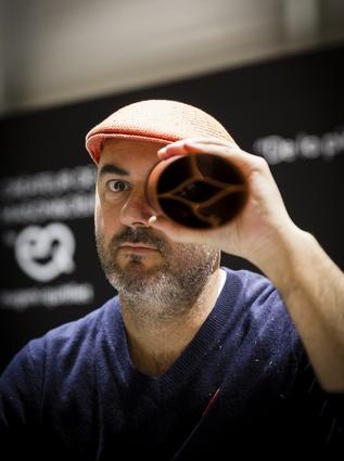Designer Eugeni Quitllet.