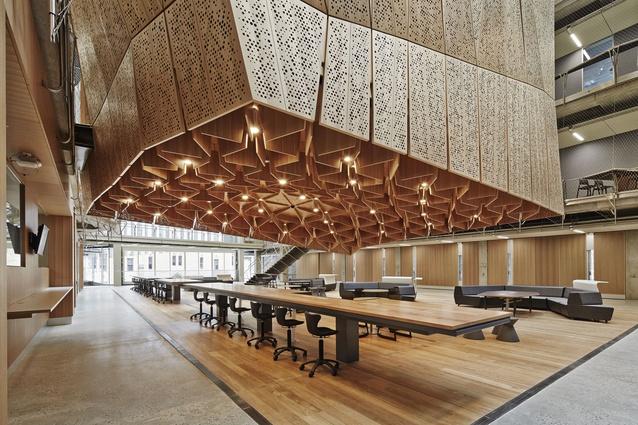 The university of melbourne melbourne school of design by john