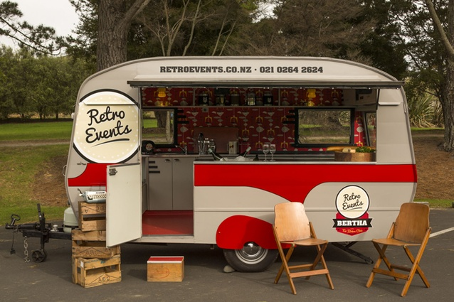 Mr Poboys Food Truck