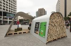 Emergency Shelter Exhibition Melbourne