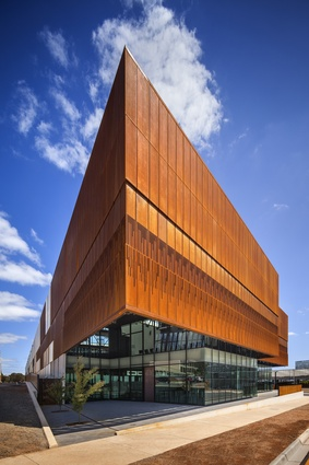 South Australia Drill Core Reference Library (SA) by Thomson Rossi.