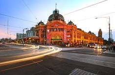 Flinders Street Station Design Competition launch