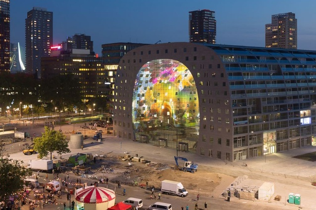 Market Hall by MVRDV.