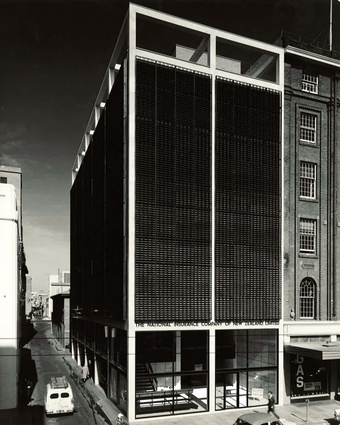 National Insurance Company of New Zealand Limited, Hassell, McConnell and Partners (1965).