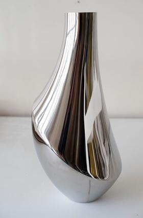 Georg Jensen vases.