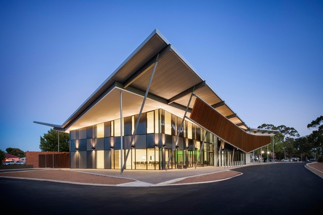 Thebarton Community Centre by MPH Architects.