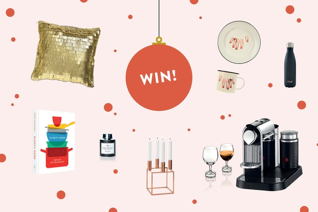 Enter the draw to win the ultimate package of products from <em>Urbis'</em> Christmas Gift Guide.