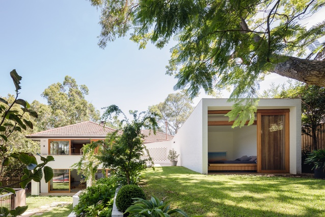 Lindfield House by Tribe Studio Architects.