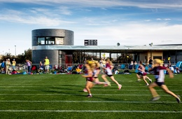 Clarence High School Oval Sports Pavilion