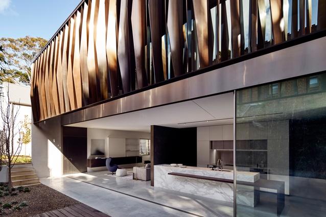Queen Street Residence by Christina Markham and Rita Qasabian (formally Studio Internationale), May + Swan Architects.