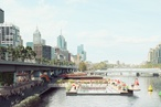 Studio Octopi's pool-in-river concept to test waters in Melbourne