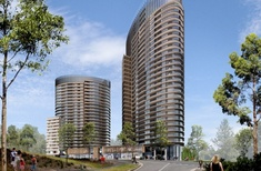 Construction to start on Bates Smart's Australia Towers II