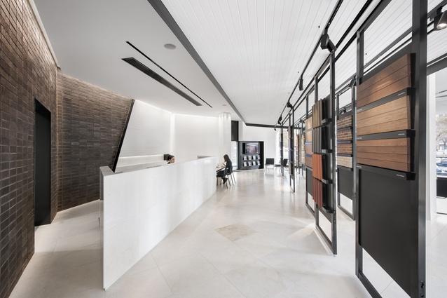 Brickworks Design Studio by Walter Brooke & Associates