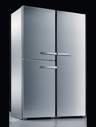 Miele K 14,820 fridge.