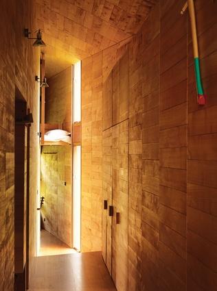 Shearer's Quarters by John Wardle Architects.