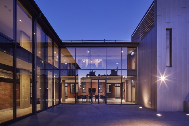 Pyrmont Fire Station and Fire and Rescue NSW Offices by Group GSA.