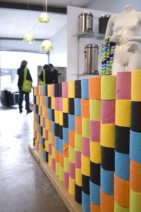 Design Denmark showroom.