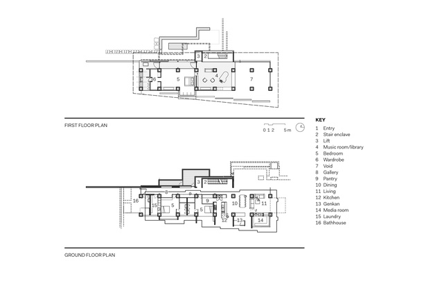 Pirramimma floor plans.