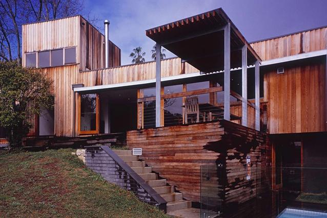 Built for the bush architectureau - Bush architectuur ...
