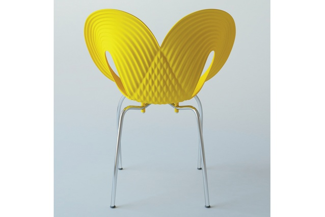 """Ripple chair by Ron Arad I $1,255 from  <a  href=""""http://www.matisse.co.nz/brands/moroso1/ripple-chair"""" target=""""_blank""""><u>matisse.co.nz</u></a>"""