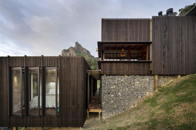 Housing winner: Castle Rock House by Herbst Architects.