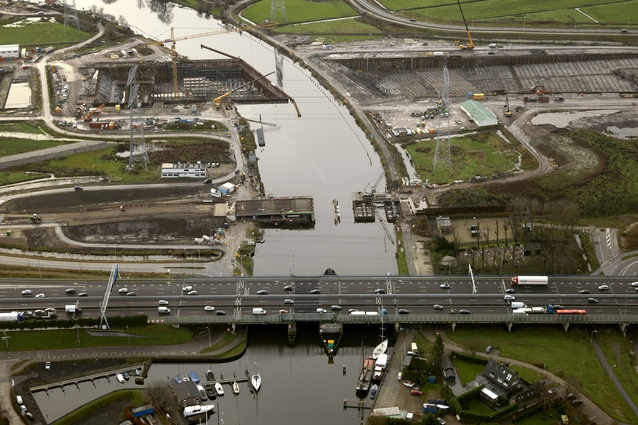 SAA Rijkswaterstaat by karres+brands.