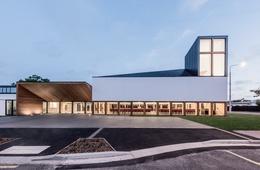 Dynamic geometry: Chapel Street Centre