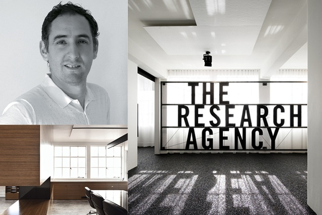 Emerging Design Practice Finalist: Jose Gutierrez Ltd.
