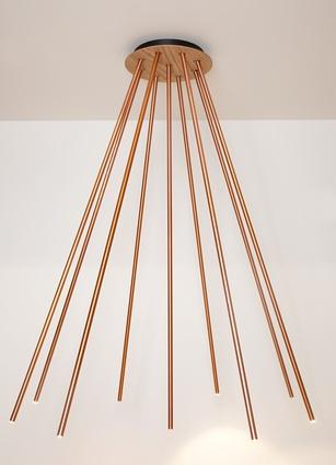 Forester lamp Kjartan Oskarsson Studio.