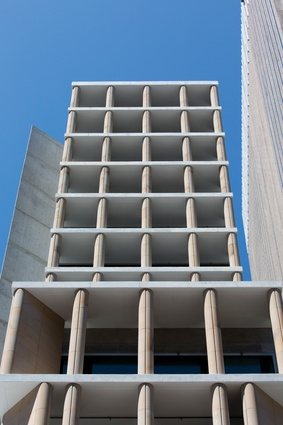 The AHL Headquarters at 478 George Street in Sydney won the Harry Seidler Award for Commercial Architecture at the Institute's national awards in 2016.