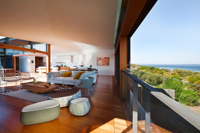 Queenscliff Residence – John Wardle Architects