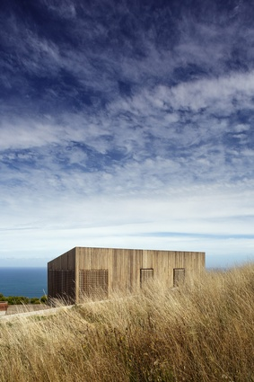 Moonlight Cabin (Vic) by Jackson Clements Burrows Architects.