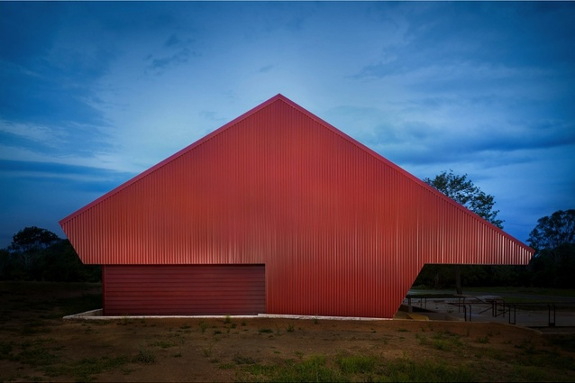 2016 Grand Prix winner The Condensery – Somerset Regional Art Gallery by PHAB Architects.