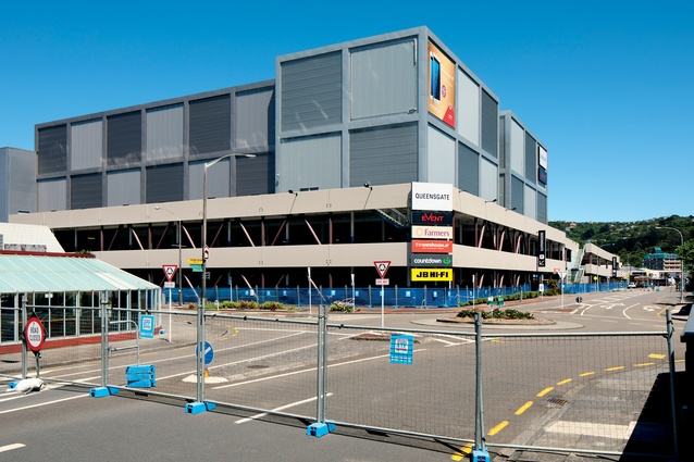 The Reading Cinema car-parking building is expected to be demolished in 2017 with many cars still left inside the now-dangerous structure.