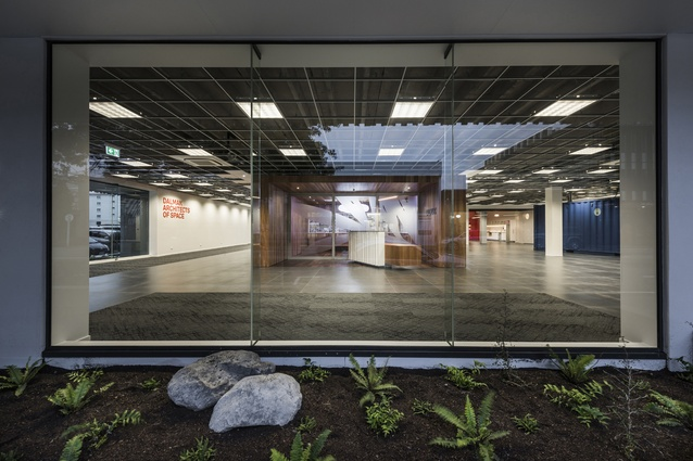 Dalman Architects' new studio.