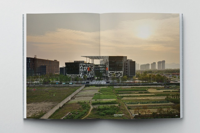 Hassell, Alibaba Headquarters, Hangzhou, China. Completed 2009.