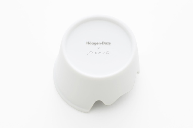 Nendo gift item for Haagen-Dazs.