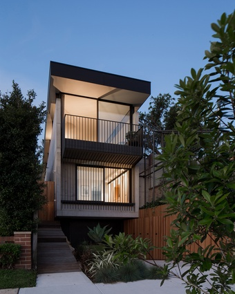 Upsilon by MCK Architects.