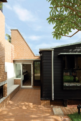 Four-Room Cottage by Owen & Vokes.