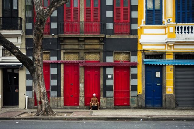 Unknown street, Rio de Janeiro, Brazil.
