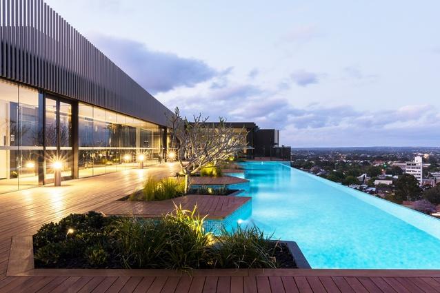 Skye by Crown Group by Koichi Takada Architects.