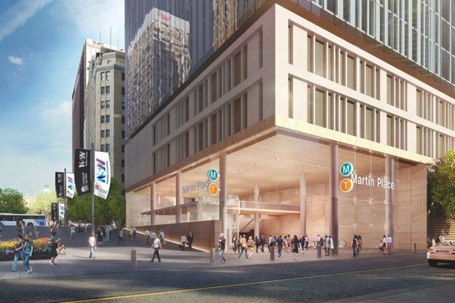 Proposed Sydney Metro station at Martin Place to be designed by Foster and Partners and Architectus