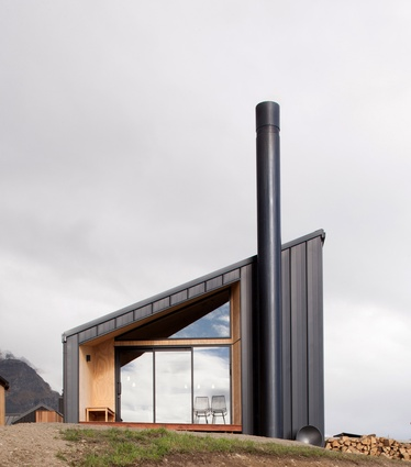 Housing category finalist: Tom's House, Queenstown by Anna-Marie Chin Architects.