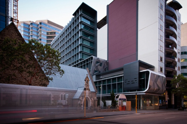 <strong>Commercial:</strong> 167 Westralia Plaza by JCY Architects and Urban Designers.