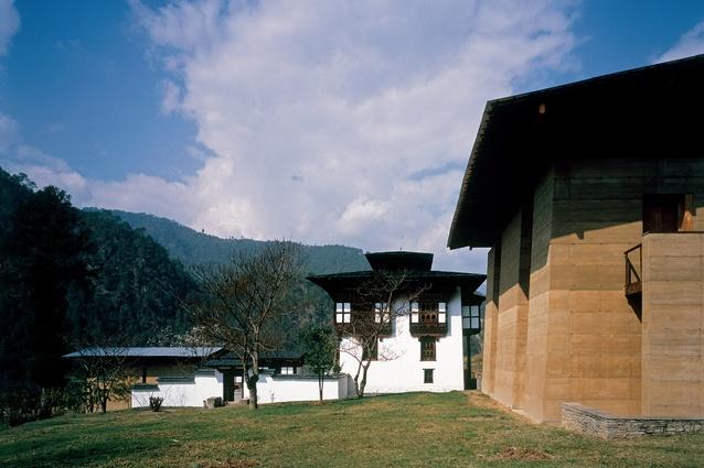 Amankora – Kerry Hill Architects.