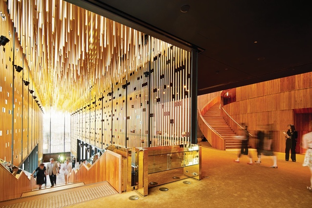 State Theatre Centre of Western Australia – Kerry Hill Architects.