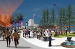 Master plan aims to transform Scarborough foreshore into Perth's 'premier beachfront'