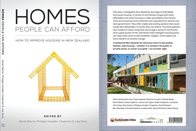 Affordable housing issues captured in new book