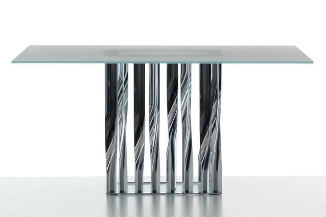"Boboli table by Rodolfo Dordoni I $14,534 from  <a  href=""http://www.matisse.co.nz/brands/Cassina1/boboli-table"" target=""_blank""><u>matisse.co.nz</u></a>"